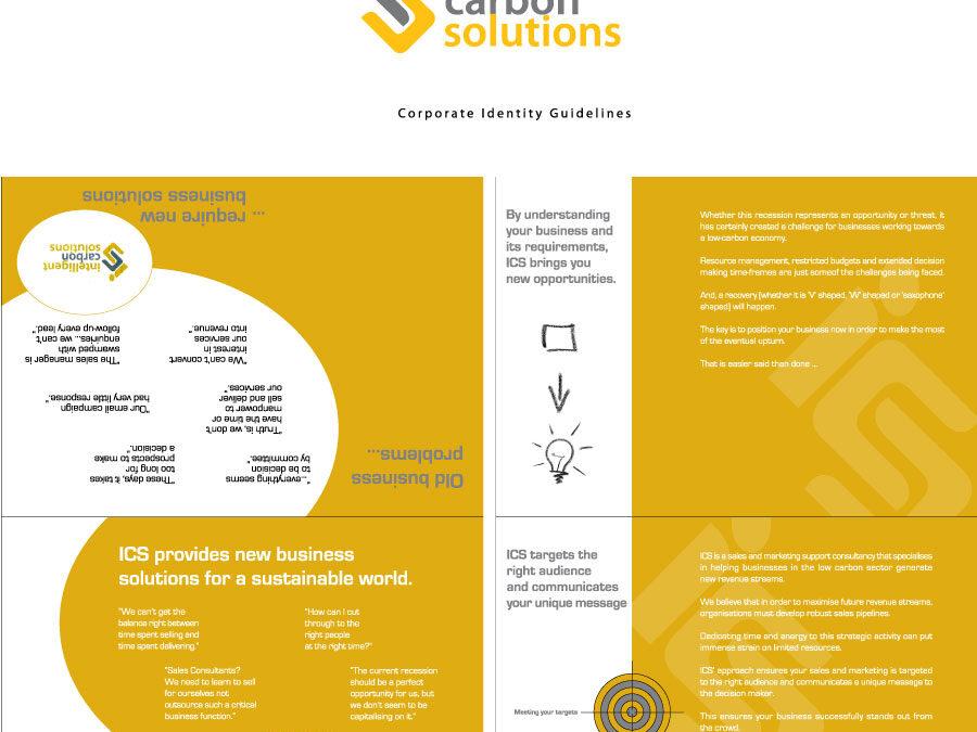 Intelligent Carbon Solutions